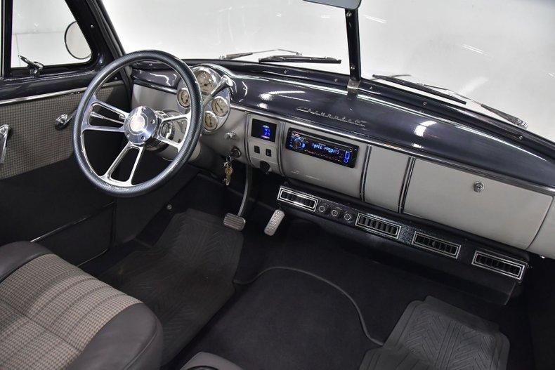 1950 Chevrolet Deluxe Fleetmaster