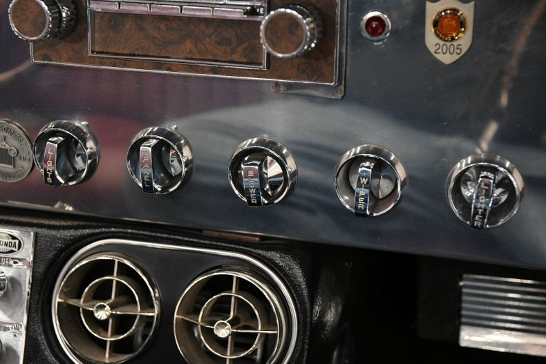 1937 Rolls-Royce Speedster Tribute