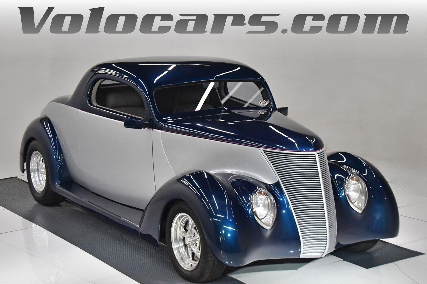 1937 ford custom