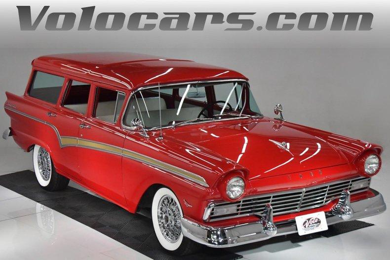 1957 Ford Country Sedan