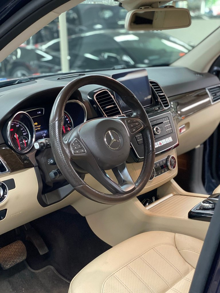 2018 Mercedes GLE