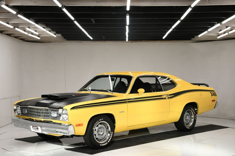 1973 Plymouth Duster