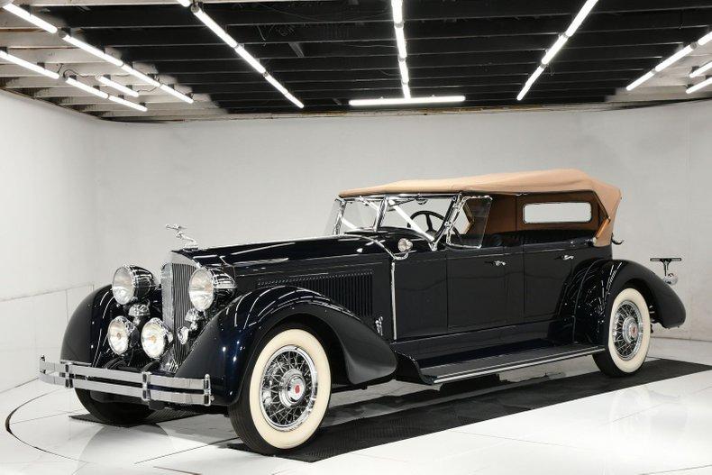 1930 Packard Phaeton