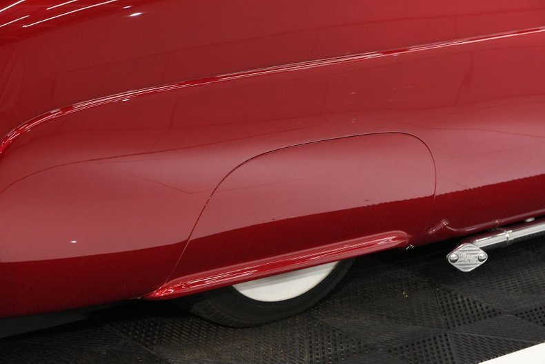 1950 Mercury Lead Sled