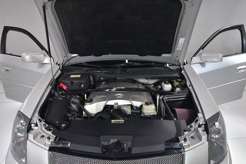 2004 Cadillac CTS-V