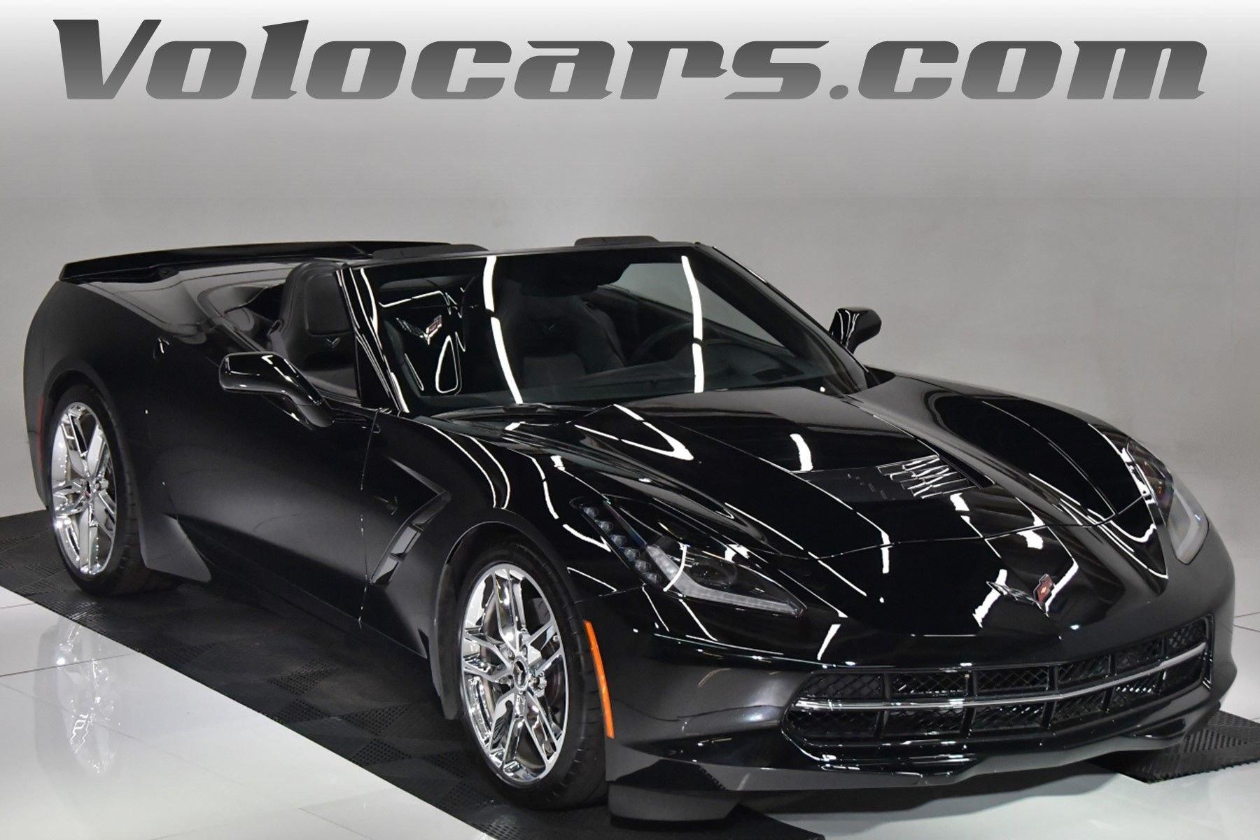 2014 chevrolet corvette 3lt z51