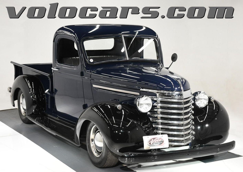 1940 chevrolet 1 2 ton pickup truck