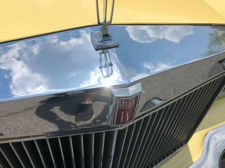1973 Lincoln Mark IV