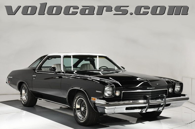 1973 Buick GS Stage-1