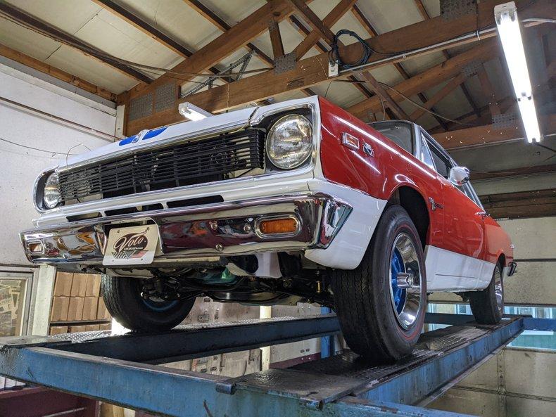 1969 AMC SC/Rambler