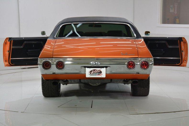 1971 Chevrolet Chevelle