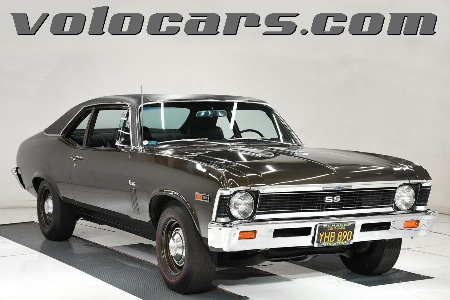 1969 chevrolet nova ss l 78