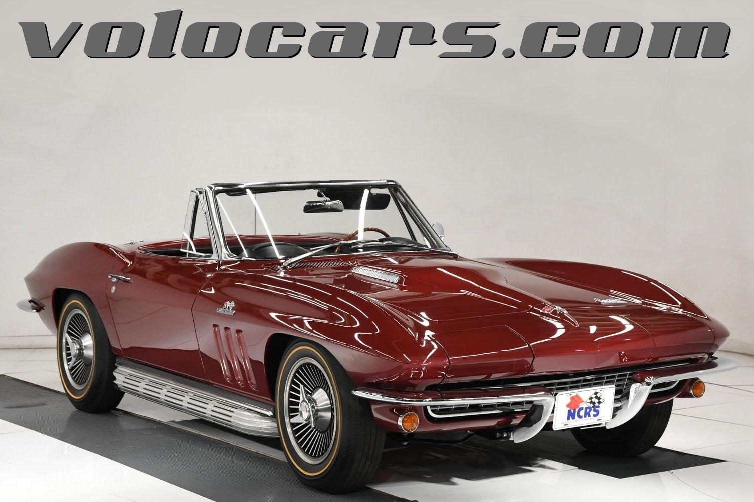 1966 chevrolet corvette l 72