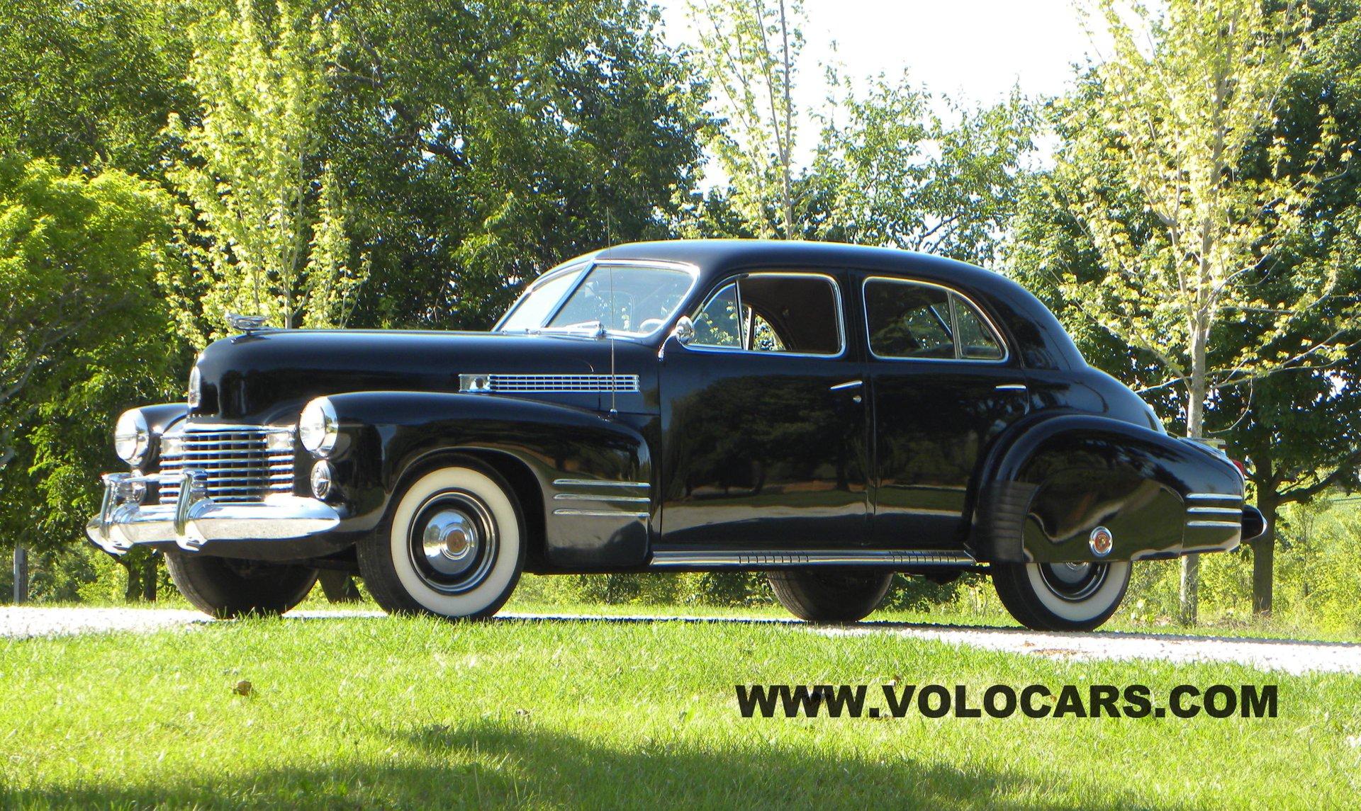 1941 cadillac 62 sedan