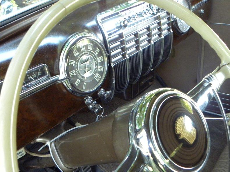 1941 Cadillac 62