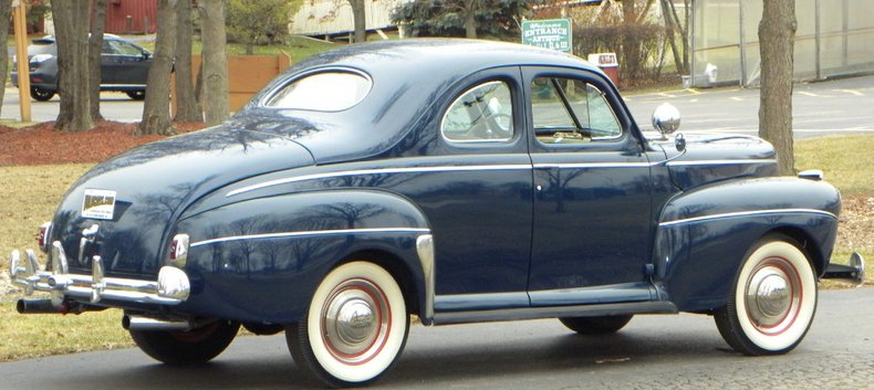 1941 Ford Super Deluxe