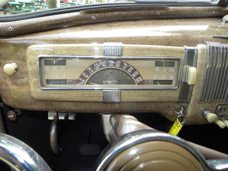 1940 Chevrolet Master