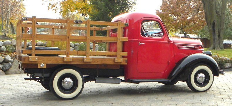 1939 International Harvester