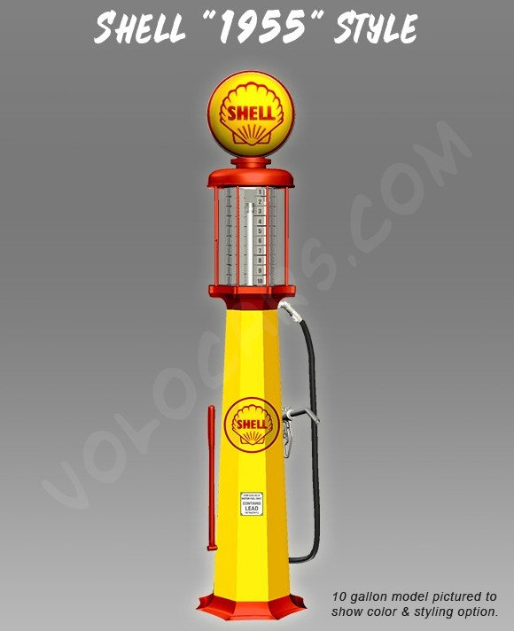 0 Reproduction Gas Pump