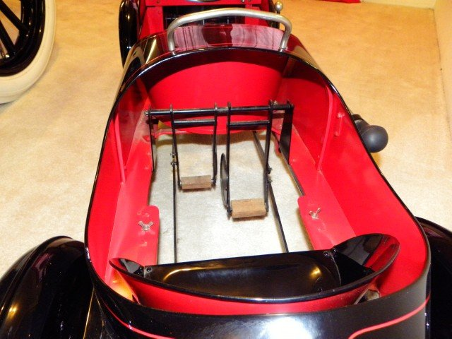 1929 Bugatti Pedal Car