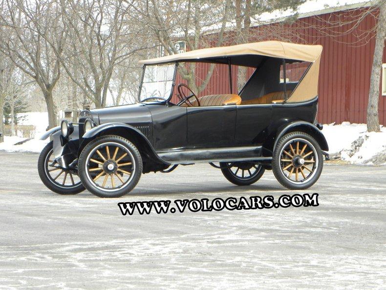 1922 Maxwell Model 25