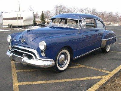 1949 oldsmobile pre 1950