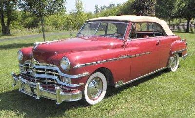 1949 Chrysler Pre 1950