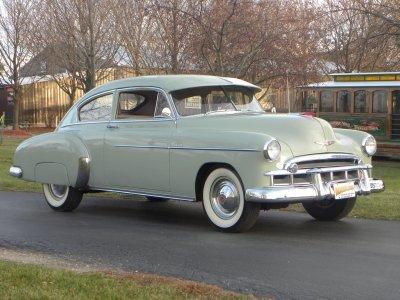 1949 chevrolet fleetline