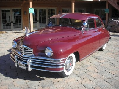 1948 Packard Pre 1950