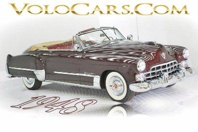 1948 Cadillac Pre 1950