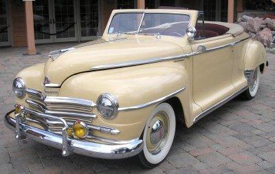1948 Plymouth Pre 1950