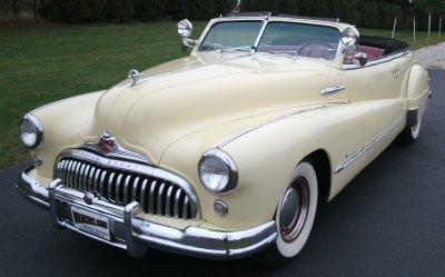 1948 Buick Pre 1950