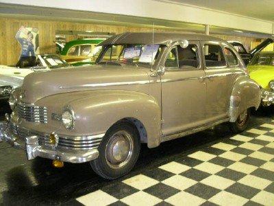 1947 nash pre 1950