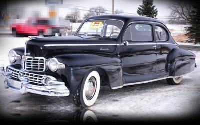 1947 lincoln pre 1950