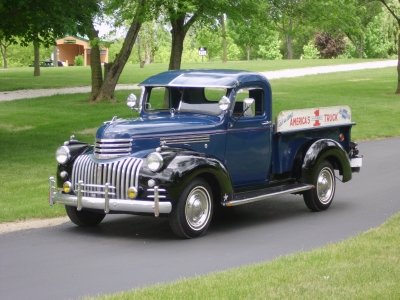 1946 Chevrolet DP