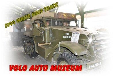 1944 White M3A1