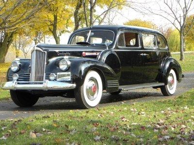 1942 Packard