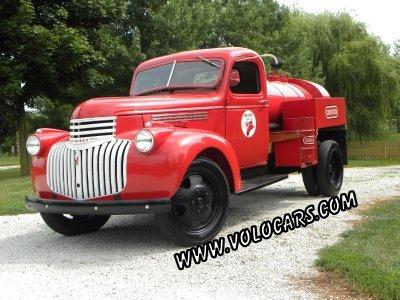 1942 Chevrolet BF