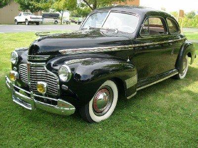 1941 Chevrolet Pre 1950