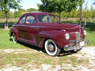 1941 Ford Pre 1950