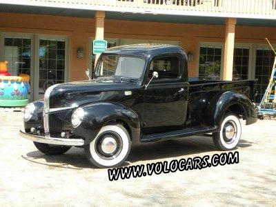 1941 ford 1 2 ton