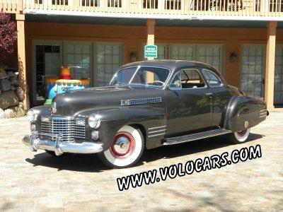 1941 Cadillac Volo Auto Museum