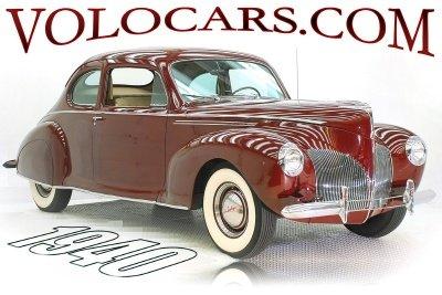 1940 Lincoln Pre 1950