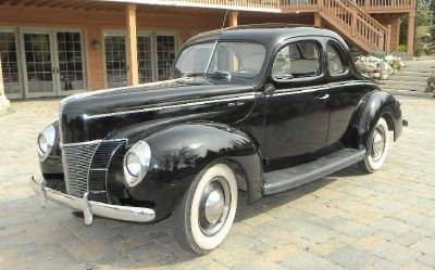 1940 ford super deluxe