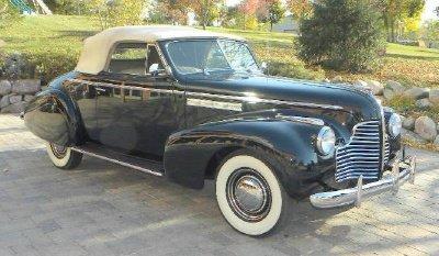 1940 Buick Pre 1950