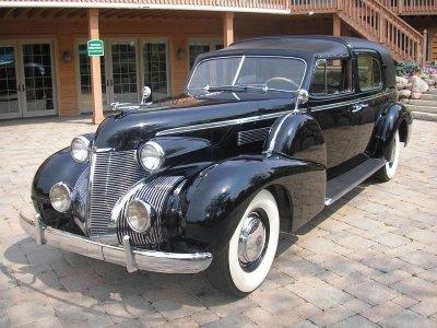 1939 Cadillac 75