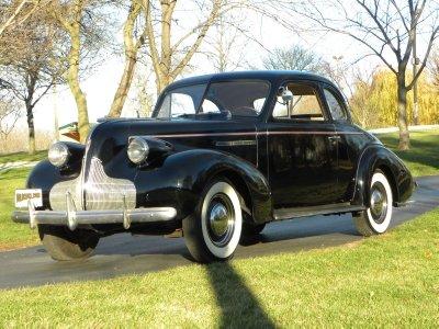 1939 Buick 40