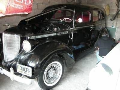 1938 Chrysler