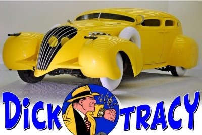 1938 Hudson Dick Tracy