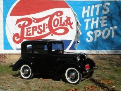 1938 american bantam master king coupe